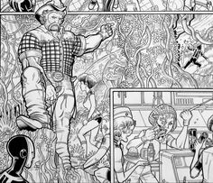 Wolverine and the X-Men. Pencils: Nick Bradshaw, Inks: Walden Wong Sub me at www.youtube.com/WaldenWongArt #wolverine #xmen #xman #marvel #marvelcomics #comic #mcu #stanlee #inking #inks #inker #penandink #art #artwork #arts #sketch #sketching #draw #drawing #commission #sketchbook #arts #arte #artwork #artoftheday #artstation #drawings #sketchoftheday #dccomics #doodle #sketchbook #artstudio #drawingsketch
