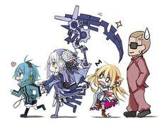 Clockwork Planet / RyuZu, Naoto Miura, Marie Bell Breguet, Vainney Halter