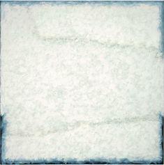 Robert Ryman, Series #13 (White), 2004