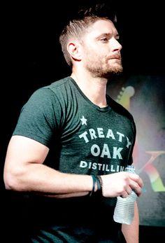 Jensen at JIB con 2016