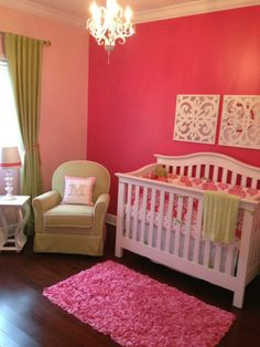 baby room #pinks