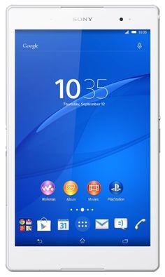 Планшетный ПК Sony xperia tablet z3 16gb lte white (sgp621ru/w) на Маркете VSE42.RU