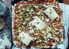 pizza bear
