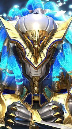 pubg golden pharaoh x suit iPhone Wallpapers