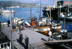 """Nærmere 5000 bilder fra gamle Bodø, samlet i """"passende"""" album. Her finner du bilder fra 1860 tallet og til i dag, riktig nok ikke så mange nye bilder."""