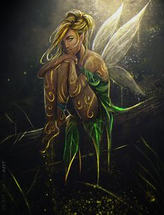 Tinker Bell by SeanNash.deviantart.com on @deviantART