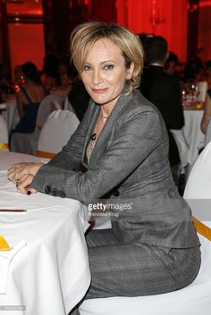 Patricia Kaas attends the Dreamball 2014 at the Ritz Carlton on September 11, 2014 in Berlin, Germany.