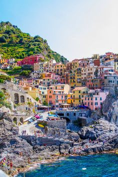 that manarola feeling Manarola, Cinque Terre. See more of my travel diary on… The Places Youll Go, Places To Visit, Travel Around The World, Around The Worlds, Places To Travel, Travel Destinations, Amazing Destinations, Travel Tags, Travel Gifts