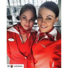 Instagram media elena_shchu -  девчонки- мандаринкиready for Very Important Event ✊ #aeroflot #stewardess #bestofcrew #russianairlines #окэ4 #какоднасемья