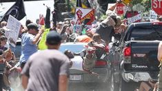 This August 2017 photo by Ryan Kelly of the Daily Progress won the Pulitzer Prize for breaking-news photography. It captured a car attack during a protest in Charlottesville, Va. Photo: Ryan M. Kelly/Associated Press By [. Donald Trump, World Press Photo, Daily Progress, People Fly, Ryan Kelly, Public, Guernica, The Washington Post, Rally
