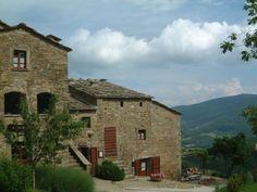 Medieval village of Borgo di Vagli, Tuscany