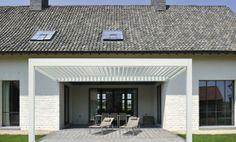 Outdoor Living B200 et B200 XL (Louvres) - Art & Lumière