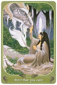 Messenger Oracle #dragons
