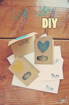 Love Notes DIY | Inspiration Nook