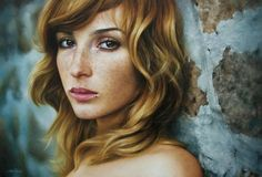 Portrait Paintings by Fabiano Millani, a painter from Sao Paulo, Brazil.