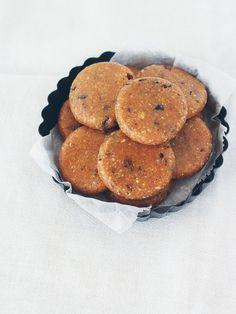 Raw cacao nib cookies  #glutenfree #grainfree #paleo