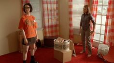 """""""Ghost World"""" (2001) Enid & Rebecca at their new apartment"""