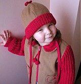 Detské oblečenie -  Kabátik kombinovaný srdiečkový veľ. 98-104 skladom - 2211990