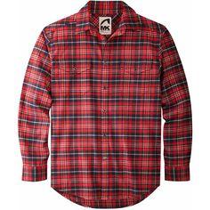 Peaks Flannel Shirt (Men's) #MountainKhakis at RockCreek.com