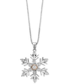 I love snowflakes! But can you wear this pendant any season other than winter?