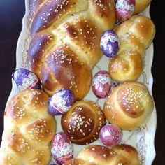Armenian Sweet Easter Bread #recipe