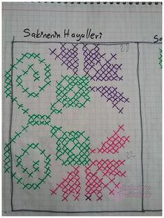 Bobble Crochet, Crochet Stitches, Embroidery Stitches, Capes For Kids, Chicken Scratch, Crochet Slippers, Quilt Blocks, Cross Stitch Patterns, Diy And Crafts