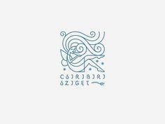 Logos on Behance - Modern Logo Inspiration, Brand Identity Design, Branding Design, Mexico Logo, Inspirations Boards, Logo Luxury, Logo Minimalista, Typographie Logo, Photography Logo Design