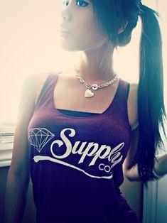 She's super pretty. Want her shirt
