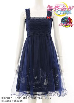 Sailor Moon Crystal x Secret Honey Fashion Collaboration