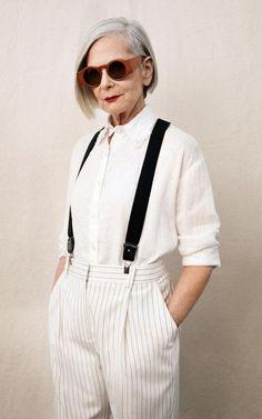 Envejecer en la moda