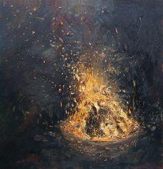§§§ : Burning the Yule Log : Todd Mrozinski