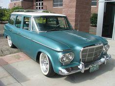 1962 studebaker lark wagon by corvair dude, via Flickr