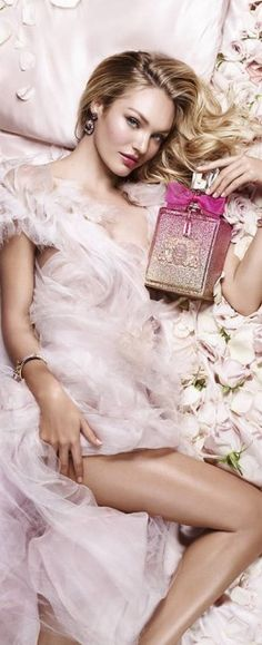 Candace Swanepoel - Viva la Juicy Rose, Juicy Couture