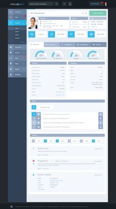 png by Tony Mack Dashboard Examples, Analytics Dashboard, Dashboard Design, Student Dashboard, Dashboard Interface, Interface Design, Design Ios, Flat Design, Icon Design