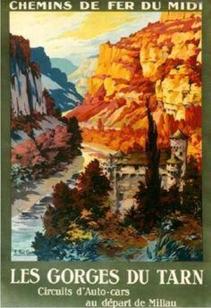 1930 Gorges du Tarn 01