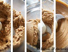 Homemade Almond Butter @Celeste Sherman