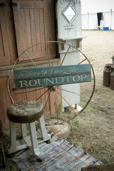 Tobacco Road Primitives at Marburger In Round Top Texas