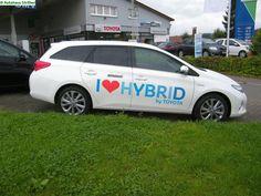 Toyota Auris Touring Sports Hybrid