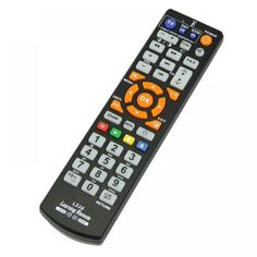 Universal smart remote control controller with learn function for tv cbl dvd sat tya smart tv uhd 2019 49 quot; visual livre de cabos controle remoto nico e bluetooth samsung Smart Tv, Power Tv, Simply Learning, Universal Remote Control, Tv Remote Controls, Cool Things To Buy, Stuff To Buy, Consumer Electronics, Menu