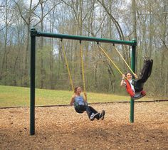 1000 images about swings on pinterest porch swings for Tire play structure