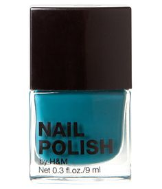 I have this nail polish!! Its on my toes right now :3