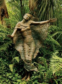 The Garden Nymph - Bruno Torfs, Australia