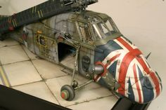 Wessex 1/48 Scale Model