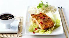 Asian Glazed Salmon: How To Make The Ultimate Asian Glazed Salmon #food #recipes #spiralizer