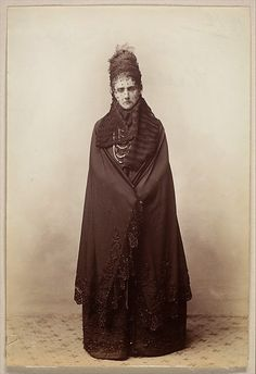 * Virginia Oldoini, Countess of Castiglione (22 March 1837 – 28 November 1899), better known as La Castiglione, was born to an aristocratic family from La Spezia. She was a 19th-century Italian aristocrat who achieved notoriety as a mistress of Emperor Napoleon III of France. She was also a significant figure in the early history of photography.