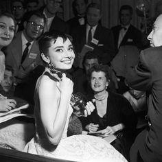 Nostalgia #AudreyHepburn © Getty Images