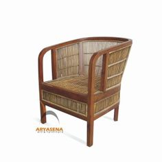 Pair Of Vintage Bamboo Rattan Barrel Chairs  Antique Chinese Bamboo Furniture Pinterest Rattan Barrels And Chinese