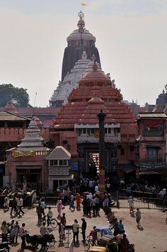Jagannath Mandir - Puri, India