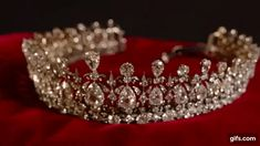 The Fife tiara at Kensington Palace
