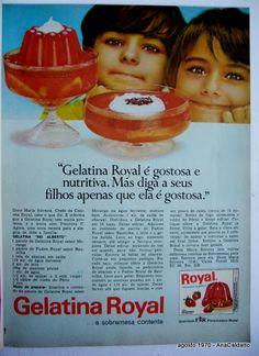 Ana Caldatto : Um pouco de Pó Royal e Nostalgia
